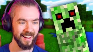 Playing Minecraft For The Very FIRST Time - Part 1