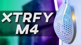 vidéo test Xtrfy M4 par GamerTech