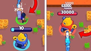 1000 IQ *INSANE* COMEBACK! (Brawl Stars Fails & Epic Wins! #2)