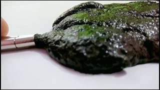 DIY Magnetic Slime! Giant Magnetic Slime Monster! Giant Size Fluffy Galaxy Slime Recipe
