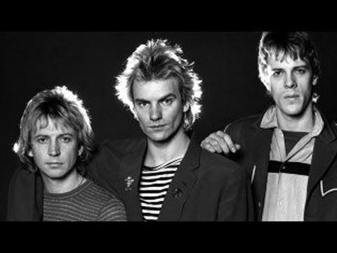 The Police - Message in a Bottle [HD Audio] [Album Version]