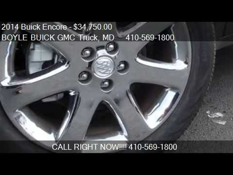2014 Buick Encore Premium AWD 4dr SUV for sale in ABINGDON,