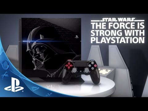 Star Wars PS4 Bundles Video Screenshot 1