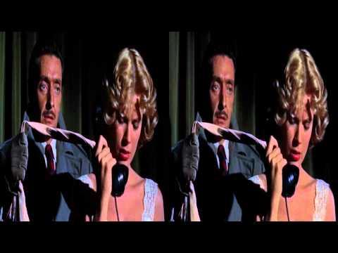 Dial M for Murder 3D - Murder Scene