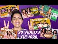 20 videos of 2020 | Best And Not So Well Performed Videos Of 2020 | Sameera Sherief