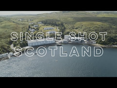 Single Shot Scotland – Caol Ila Distillery