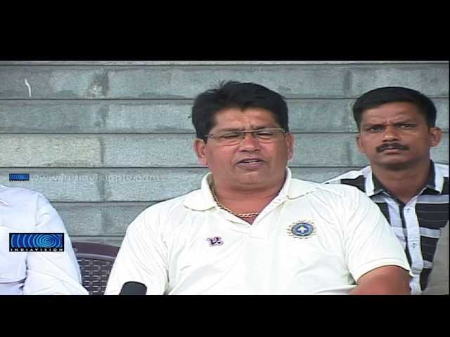Will take procedure for the betterment of Cricket in Kerala: Chandrakanth