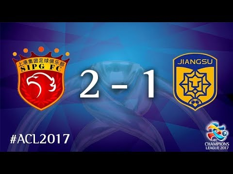 Shanghai SIPG vs Jiangsu Guoxin-Sainty