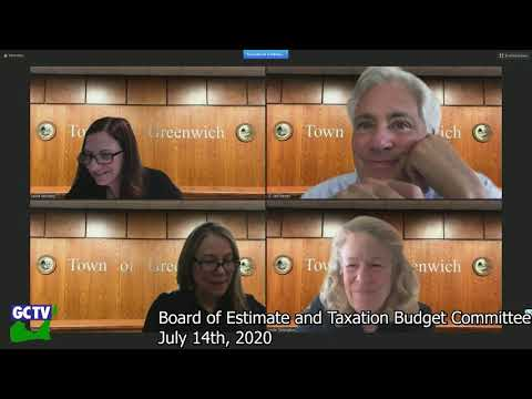 BET Budget Committee, July 14, 2020