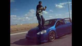 how not to ghost ride the whip rsx fail