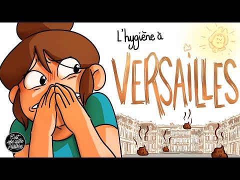 Est-ce qu'on faisait caca par terre à Versailles ? - Ft. Julien Josselin et Valentin Vincent