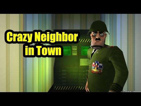 Hello Neighbor Crazy Neighbor in Town