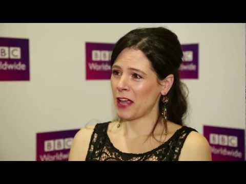 Elaine Cassidy talks to BBC Worldwide Showcase 2013 - YouTube