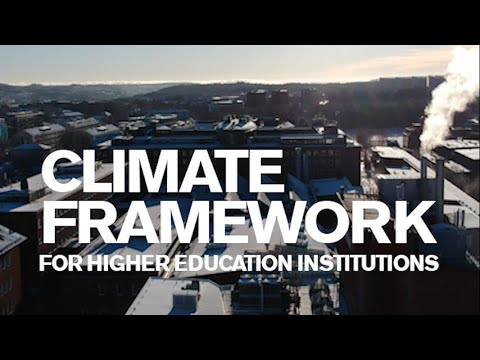 Climate Framework has international impact