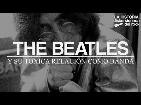 LA TÓXICA RELACIÓN DE THE BEATLES | LA HISTORIA DISTORSIONADA DEL ROCK