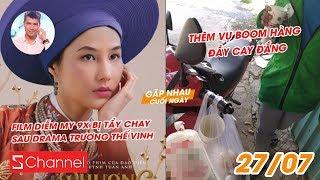Film Diễm My 9x bị tẩy chay sau drama Trương Thế Vinh | Thêm vụ boom hàng đầy cay đắng - GNCN 27/7