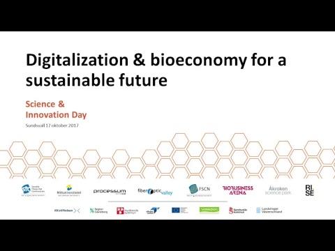 Science & Innovation Day – 17 oktober 2017 Del1