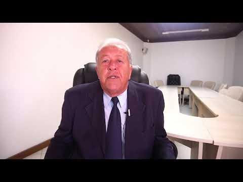 Entrevista com o vereador Carlito do Peixe - DEM