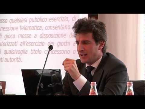 Avv. Andrea Strata (Lex Giochi)