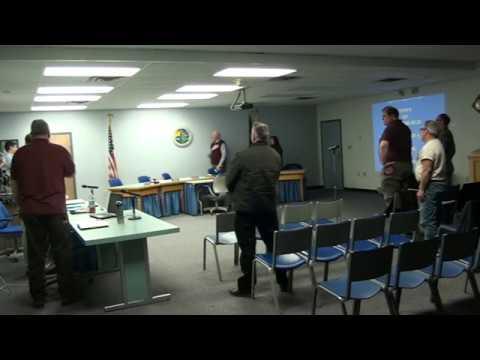 Town of Plattsburgh Zoning Board Meeting  2-11-20