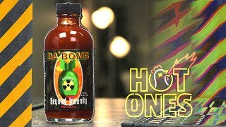Why Is Da Bomb from Hot Ones SO HOT - Explanation and Taste Test