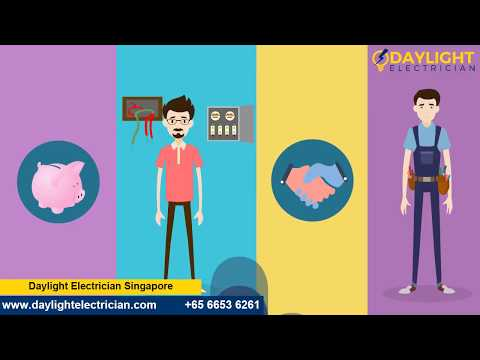 Licensed Electrician Singapore