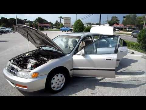 SOLD 1996 Honda Accord LX 103k Miles Meticulous Motors Inc Florida For Sale
