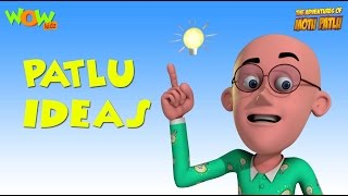 Patlu and His Ideas   Motu Patlu Compilation Part 4   30 Minutes of Fun!  As seen on Nickelodeon
