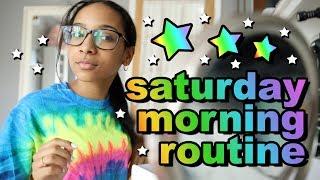 Saturday Morning Routine   Morgan Jean