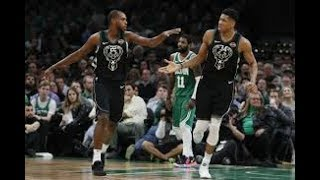 Milwaukee Bucks vs Boston Celtics NBA Full Highlights (22ND DECEMBER 2018-19)
