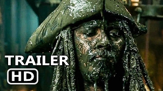 Pirates   Of the Caribbean 5 Trailer + Super Bowl Spot (2017)