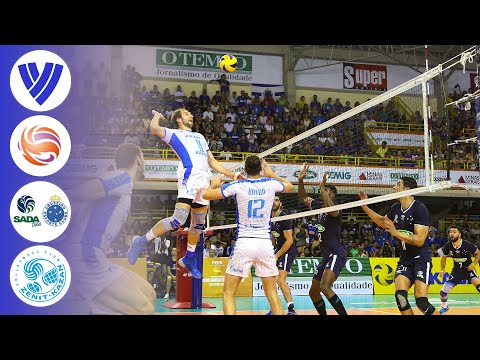 Sada Cruzeiro vs. Zenit Kazan - Gold Medal Match | Men's Volleyball Club World Championship 2016