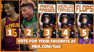 Shaqtin' A Fool: Don't Talk to Your Friends in the Middle of a Game | Inside the NBA | NBA on TNT