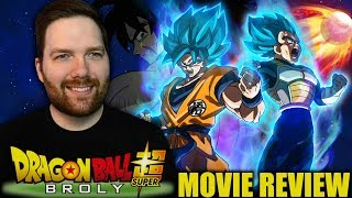 Dragon Ball Super: Broly - Movie Review
