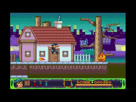 The Curse of Illmoore Bay (Demo) SEGA Mega Drive
