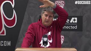 Mike Leach Press Conference Oct. 30