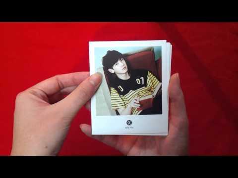 [UNBOXING] EXO COEX Artium official goods