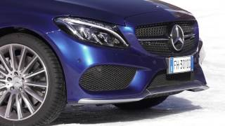 AMG Winter Sporting | Il briefing