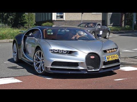 Supercars Arriving! Bugatti Chiron, Veyron Vitesse, 600LT, 911 R, Aventador & More!