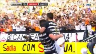 Corinthians 6 x 1 São Paulo - Narração Fox Sports