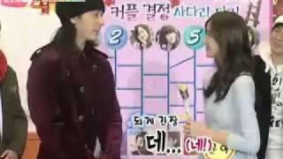 2PM & SNSD Couple Picks (Yoona)