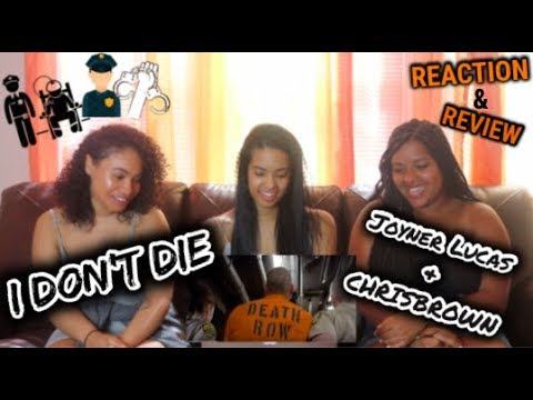 Joyner Lucas & Chris Brown - I Don't Die (REACTION/REVIEW)