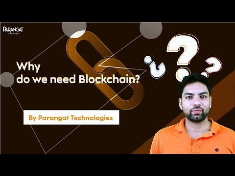 we Need Blockchain?