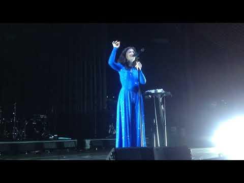 Lorde- Writer In The Dark Live at Tempodrom Berlin 15.10.2017