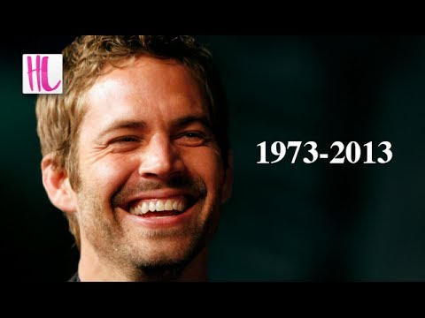 Paul Walker Dead - His Greatest Movie Moments Tribute - Smashpipe Entertainment Video