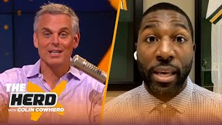 Seattle needs to let Russell run the offense, talks Ravens & Rodgers — Jennings | NFL | THE HERD