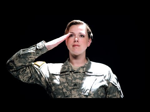 Former Army Sergeant, Cassandra Merrill, Talks About Military Appreciation at Nationwide