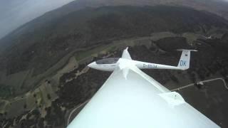 Vídeo de vuelo a vela