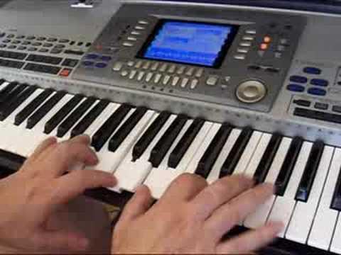 PIANO SALSA  LECCION #8
