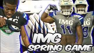 IMG Academy Football 🔥🌴 - Spring Game 2018